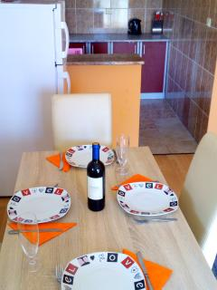 Dining -kitchen..