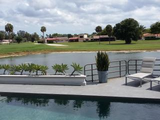 Holidays villa for 8 people on a Golf, Miami Gardens