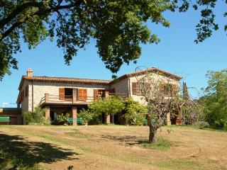 Secluded villa with private pool near Narni, Otricoli
