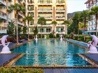 1 bedroom apartment in the best Patong location, with pool & gym!