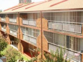 Large 2 bedroom 2 bathroom furnished apartment.