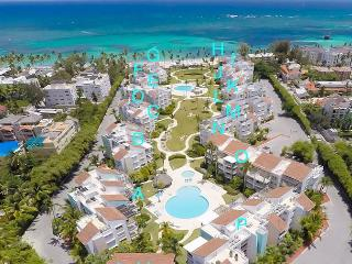 Playa Turquesa O401 - BeachFront,  Inquire About Discount Promo Code, Punta Cana