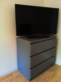 LED-Fernseher der Ferienwohnung 1