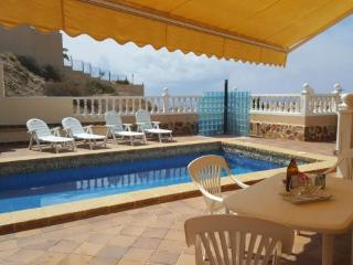 Stunning Family Seaview Villa, Sleeps 8, Bolnuevo