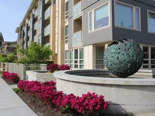 Brand new shared condo unit with amenities & views, North Vancouver