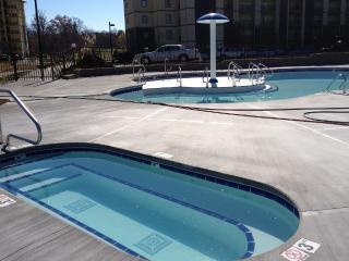 """Heaven on 7"" Luxury Condo, 2 BD/2BA, Indoor/Outdoor heated pools, Great Views"