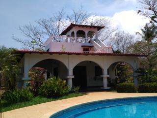 Les cabinas de véronique : maison 2 chambres, Playa Junquillal