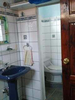 salle de bain 1 et son wc séparé