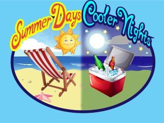 SUMMER DAYS COOLER NIGHTS, Surf City
