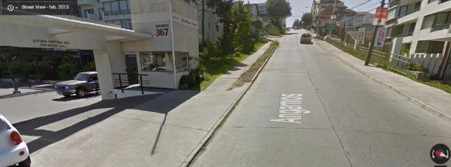 Vista calle principal