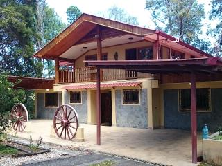 The Ponderosa - A Volcancito Retreat (Boquete)
