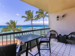 Absolute Beachfront in West Maui, Lahaina