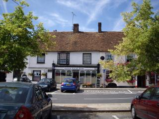Period Cottage on Historic Square In Heart of Kent