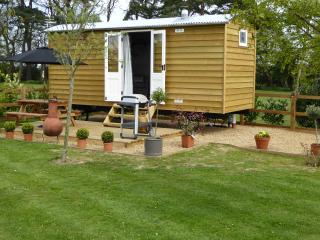 Barleywood Shepherds Hut South Creake Norfolk