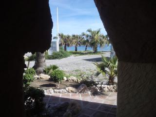 Vista desde la puerta