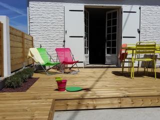Maison 2 chambres proche plage, L'Aiguillon-sur-Mer