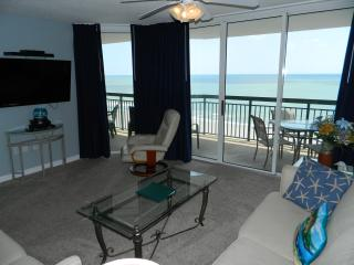Stunning Oceanfront 3BR/3BA with New Beds!!, North Myrtle Beach
