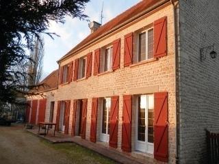 Aubigny, Falaise