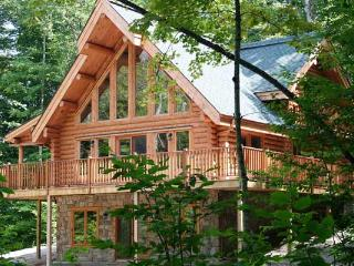Mont Tremblant Blueberry Lake 5 bed 3 bath Labelle Chalet