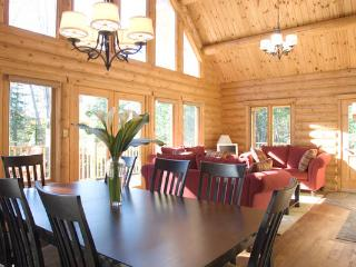 Mont Tremblant Blueberry Lake Papineau 5 Bedroom Chalet