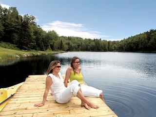 Mont Tremblant Blueberry Lake Papineau 5 Bedroom Papineau Chalet +