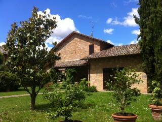 Appartamento in villa in stile toscano, Sovicille