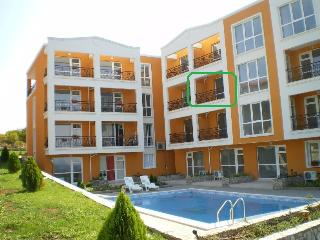 Antik 5 one bedroom apt with seaview, Sozopol