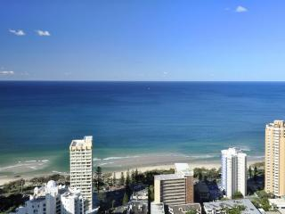 LEVEL 38 AMAZING OCEAN AND HINTERLAND VIEWS a2382, Surfers Paradise