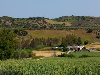 Casa rural en un entorno tranquilo y con vistas excepcionales.