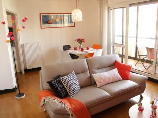Bel appartement gai et lumineux T3 pour 4 pers., Biarritz