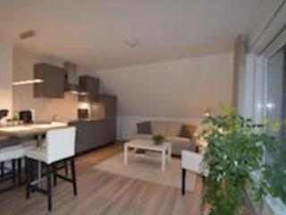 Vacation Apartment in Sendenhorst - 538 sqft, central, modern, bright (# 9618)