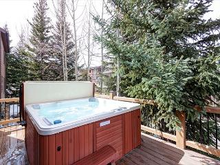 Breckenridge Home with Hot Tub - 1 Block From Main Street.