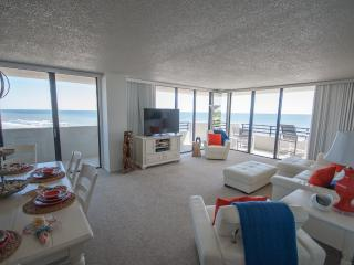 Beautiful Horizons  8th Floor Oceanfront 3/2, Daytona Beach