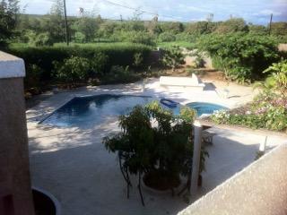Pool + jacouzy