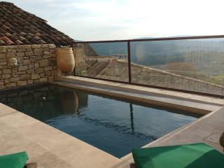 Maison Olive panoramic pool