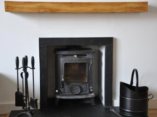 Aga woodburning stove (logs are free)