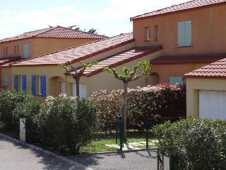 Villa de vacances Sud France Barcarès sur parc, Le Barcarès