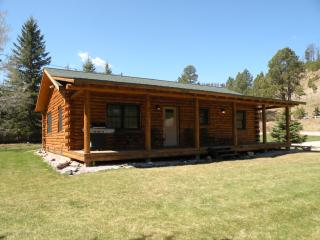 Tenderfoot Creek Cabin