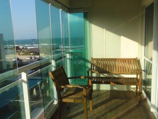 Apartamento na praia para temporada
