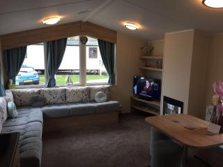 New 3 Bed Caravan for hire - Haven Weymouth Bay