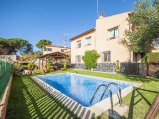 4 bedroom Villa in Tordera, Catalonia, Spain : ref 5223755