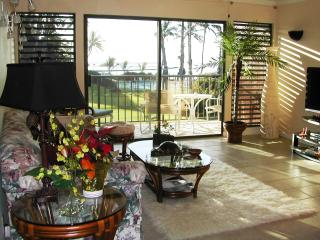 Ka Hale Kealoha (House of Love) - Romantic Oceanfront Condo on Molokai
