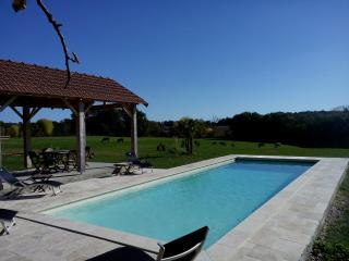 DOMAINE DE BEAUGARRY - NEAR SARLAT & LASCAUX - PRIVATE HEATED POOL - WIFI