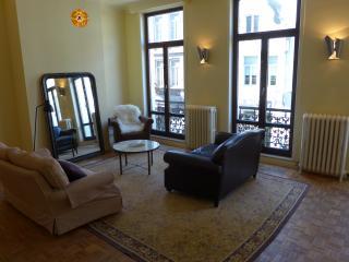 cosy de Gand Belgique citytrip maison pour 6 personnes, Ghent