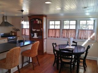 Natural Light in Dining Area/Kitchen