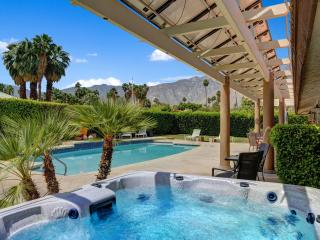 Hip, eco-friendly Palm Springs Oasis