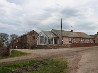 Farmhouse in Edderside village, Maryport