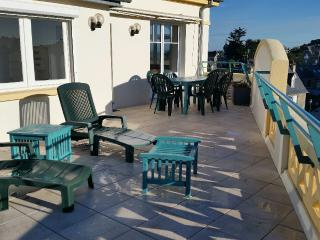 Appartement avec terrasse LE CELTIC, Dinard