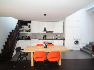 Cozy Parisian Duplex