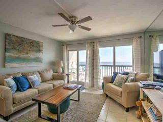 Newly Remodeled - C3-201 End Unit! 2BR/2BA Gulf Views!!!